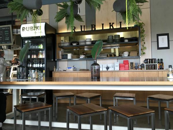 Rubiki Cafe Review