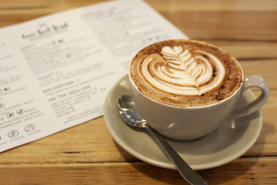 Two Feet First Cafe Review
